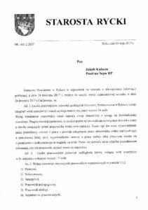 thumbnail of Odp Starostwo Ryki – informacja publiczna 2017
