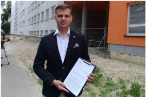 Pismo do NIK w sprawie rozbudowy Centrum Onkologii Ziemi Lubelskiej