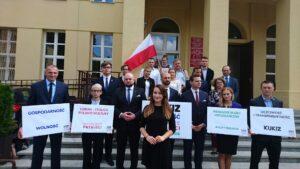 Lublin: Kukiz `15, Wolność, środowiska patriotyczne i działacze miejscy zawiązali koalicję wyborczą!