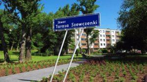 """Interwencja ws. zmiany nazwy """"Skweru Tarasa Szewczenki"""" w Lublinie"""